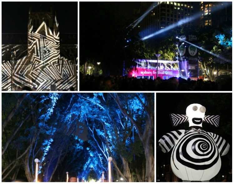 Sydney Festival First Night 2012