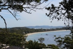 Port Stephens vu de Tomaree Coastal Walk